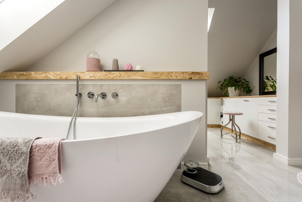Contemporary or traditional - what's the right tile choice for your ideal bathroom?