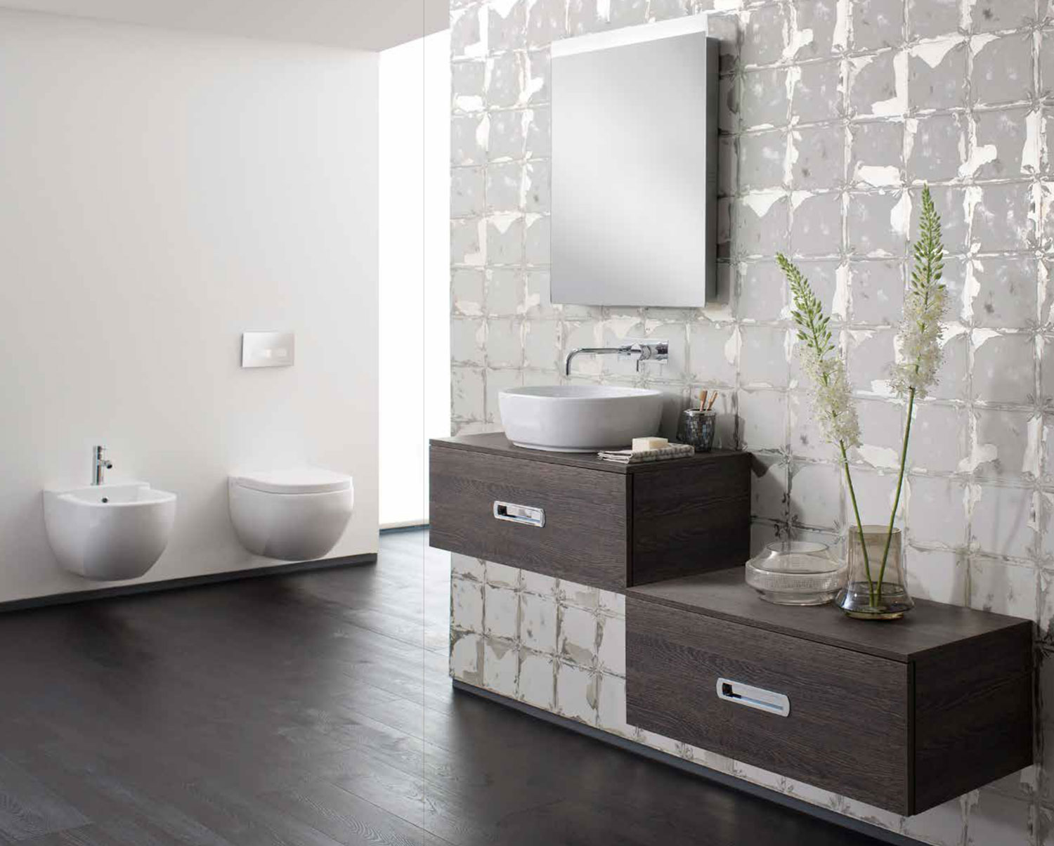 Three simple steps to creating a boutique hotel bathroom