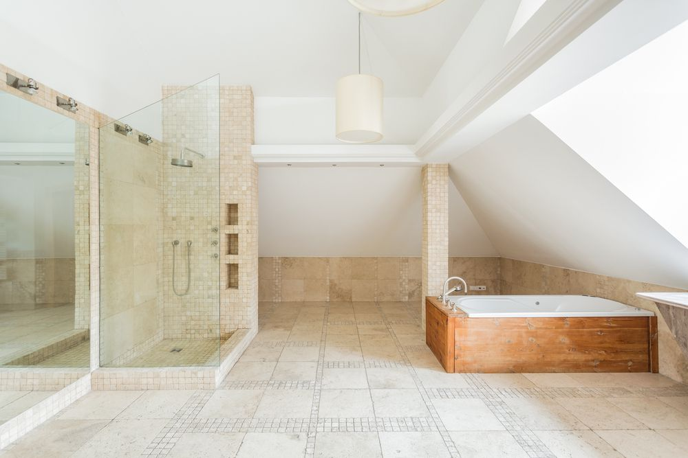 Five reasons why tiles are still the best choice for your bathroom floor